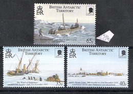 British Antarctic Territory 2000 Shackleton's Trans-Antarctic Expedition MNH CV £26.00 - Unused Stamps