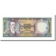 Billet, Équateur, 500 Sucres, 1988, 1988-06-08, KM:124a, NEUF - Equateur