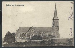 +++ CPA - LANAKEN - LANAEKEN - Eglise   // - Lanaken