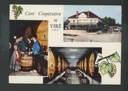 CPM -71- VIRÉ-EN-MACONNAIS - LA CAVE COOPÉRATIVE - - Francia