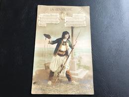 3514 - LA VENDEENNE - 1928 Timbrée Chanson Chouans - Musique