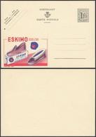 """Publibel 1221 - 1F20 - Thématique Chaussures """" Pantoufles Eskimo """" (6G23184) DC0743 - Publibels"""