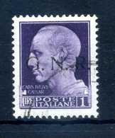1944 GNR RSI 1L. USATO - 1944-45 République Sociale