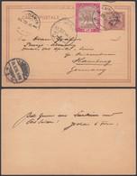 SOUDAN EP 1906 De AWAKIN  Versl Allemagne (6G20737) DC-0615 - Sudan (...-1951)