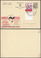 Publibel 1470 - 1F20 - Thématique Cosmétique, Femme (6G23184) DC0747 - Stamped Stationery