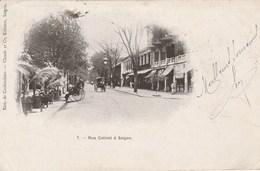 SAIGON Rue Catinat 1396J - Vietnam