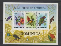 Dominique 1976 Oiseaux BF 37 ** MMH - Dominica (1978-...)