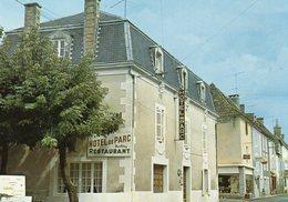 SAVIGNAC LES EGLISES La Rue Principale - Frankrijk