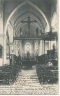Fleurus - Intérieur De L'Eglise St-Victor - 1906 - Fleurus
