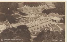 Houyet - Château D'Ardenne - Facade Sud - Cliché S.A.B.E.P.A. - Houyet