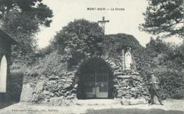 Mont-Noir - La Grotte - Ficheroulle-Beheydt - 1914 - Dunkerque
