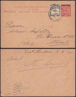 SOUDAN EP 1930 De KHARTOUM Vers L Italie (6G20737) DC-0619 - Soudan (...-1951)