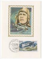 Carte Maximum 1977 - Charles Lindberg Traversée De L'atlantique Nord YT PA 50   (Réf 18-646) - Cartes-Maximum