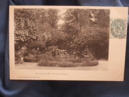 Remiremont  Pensionnat De Mlles Tocquard Et Colin  Jardin - Ed. Emmanuel - Circulée 190? - R269 - Remiremont