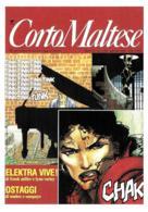 [MD2337] CPM - CORTO MALTESE - HUGO PRATT - FUMETTI - PROMOCARD 244 - NV - Fumetti