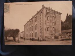 Remiremont  Hopital Militaire  Animée : Femme Avec Un Landau - Ed. Vve Marlin 17 - Circulée 1906 - R269 - Remiremont