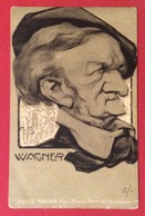 WAGNER CARTOLINE DI PAOLO MARIANI EDITORE  N.V. - Cartoline