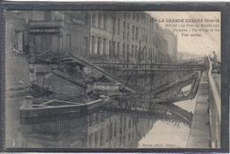 Carte Postale 59. Doua Ipont Du Marché Aux Poissons  Très Beau Plan - Douai