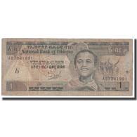 Billet, Éthiopie, 1 Birr, 1997, KM:46a, B - Ethiopie
