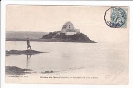 Rivière Du Faou - Poudrière De L'Ile D'Arun - France
