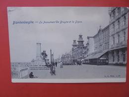 Blankenberge :Monument De Bruyne Et La Digue (B336) - Blankenberge