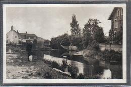 Carte Postale 59. Bourbourg  La Pêche Au Carrelet   Très Beau Plan - France