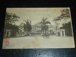 SAIGON- LE PALAIS DU GOUVERNEMENT GENERAL - Hô-Chi-Minh-Ville - Viêt-Nam Asie (AC) - Viêt-Nam