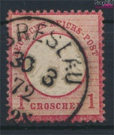 Deutsches Reich 4 Gestempelt 1872 Kleiner Brustschild (9252075 - Allemagne