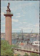 Schweden - Göteborg - Harbour - Frachter - Kran - 1957 - 3x Nice Stamps - Svezia