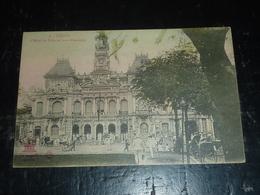 SAIGON - L'HOTEL DE VILLE UN JOUR D'ELECTIONS - Hô-Chi-Minh-Ville - Viêt-Nam Asie (AC) - Viêt-Nam