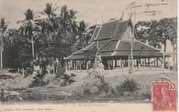 CAMBODGE Un Wouat 1402J - Cambodia