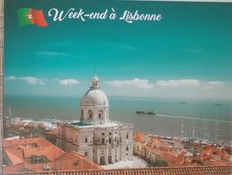 Petit Calendrier De Poche  2019 Week End à Lisbonne - Calendars