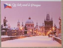 Petit Calendrier De Poche  2019 Week End à Prague - Calendars