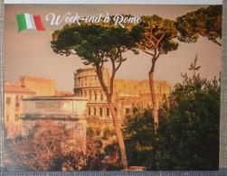 Petit Calendrier De Poche  2019 Week End à Rome - Calendars