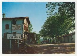 64 - Col D'Ibardin      Maison De Gorria Et Frontière - France