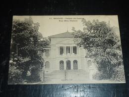 SAIGON - PALAIS DE JUSTICE - RUE MAC-MAHON - Hô-Chi-Minh-Ville - Viêt-Nam Asie (AC) - Viêt-Nam