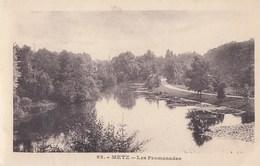 METZ: Les Promenades - Metz