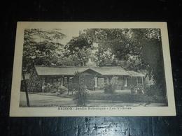 SAIGON - JARDIN BOTANIQUE - LES VOLIERES - Viêt-Nam Asie (AC) - Viêt-Nam