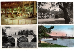 LOT  DE 52 CARTES  POSTALES  SEMI-MODERNE  DIVERS  FRANCE  N93 - Cartes Postales