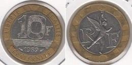 Francia 10 Francs 1989 KM#964.1 - Used - Francia