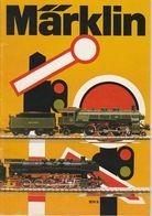 Marklin Catalogus 1974 Nederlands - Livres Et Magazines