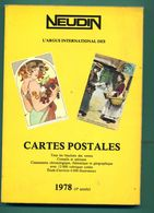 Catalogue Neudin 1978 ( 4éme Année ) - Libri