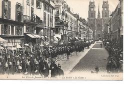 """45 - ORLEANS - Les Fêtes De Jeanne D'Arc - La Société """"La Guêpe"""" - Orleans"""