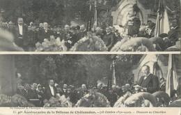 CHATEAUDUN 40e ANNIVERSAIRE DE LA DEFENSE DISCOURS 28 - Chateaudun