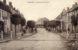 58  CORBIGNY   FAUBOURG DE LA GARE - Corbigny