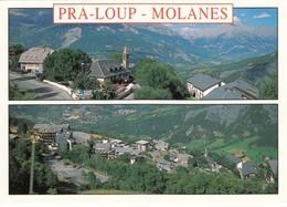 CPA - PRA LOUP - ALPES DE HAUTE PROVENCE 04 - Circulée - France