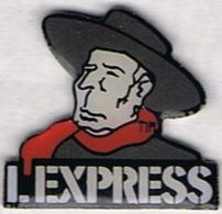 L'EXPRESS - President Mitterrand - Medias