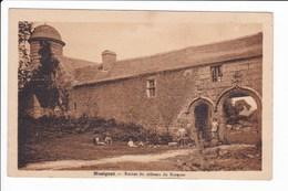 HUELGOAT - Ruines Du Château Du Rusquec - Huelgoat