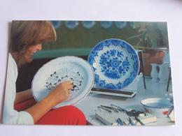 Porcelaine - Hollande - Artisanat