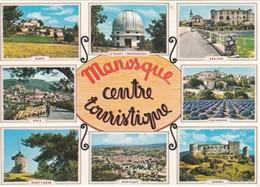 CPA - MANOSQUE - ALPES DE HAUTE PROVENCE 04 - Non Circulée - Manosque